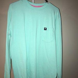 Mint simply southern shirt